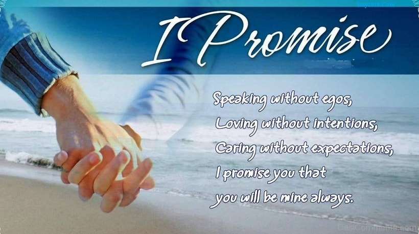 Happy Promise Day Photos