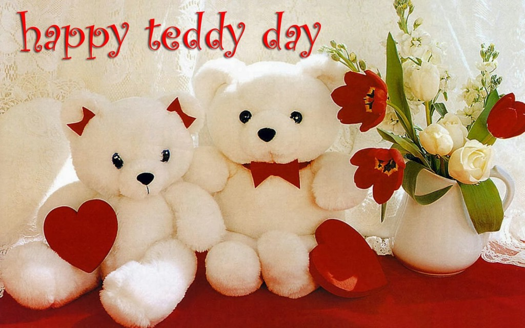 Happy Teddy Day Photos