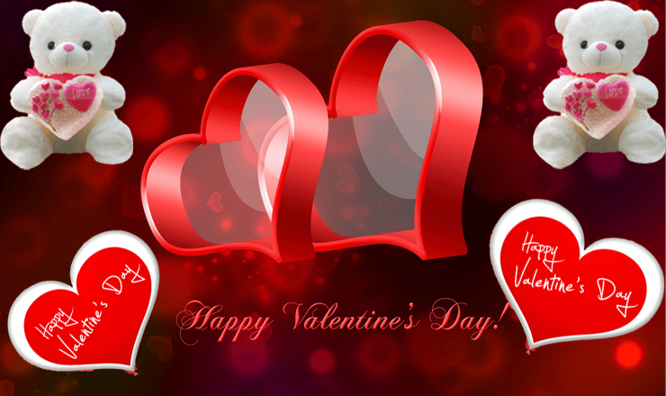Happy Valentines Day SMS - Top Best love SMS for Him/Her