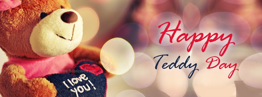 Teddy Day FB Cover Photos