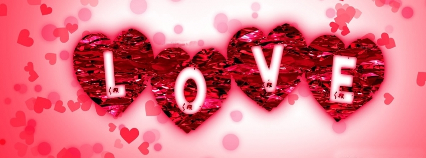 Cute Valentines Day Facebook Cover Images
