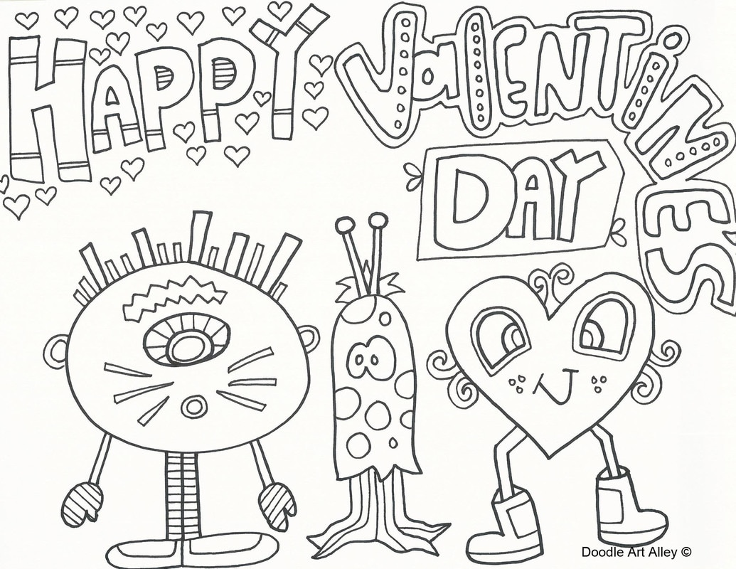 Valentines Day Coloring Pages 2020 Free Valentine S Day