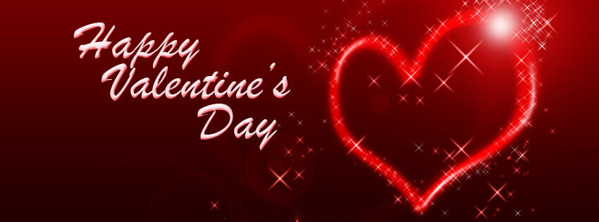Valentine Day Facebook Cover Images