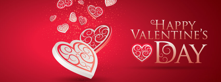 Valentines Day FB Timeline Cover Pictures