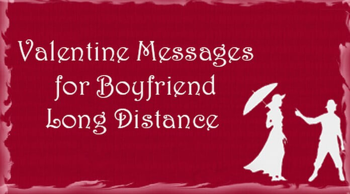 Romantic Valentines Day Messages for Boyfriend/girlfriend