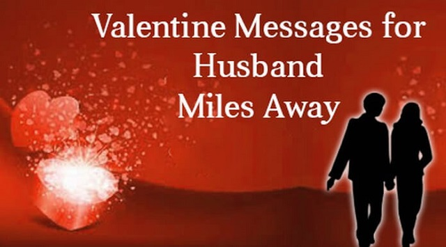 Happy Valentines Day Messages For Husband