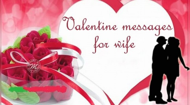 Happy Valentines Day Messages For Wife