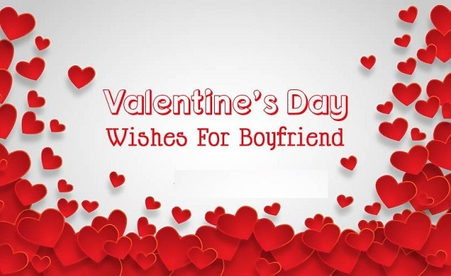 Happy Valentines Day Wishes For Boyfriend