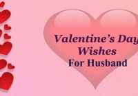 Valentines Day Wishes For Husband
